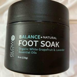 Organic Foot Soak